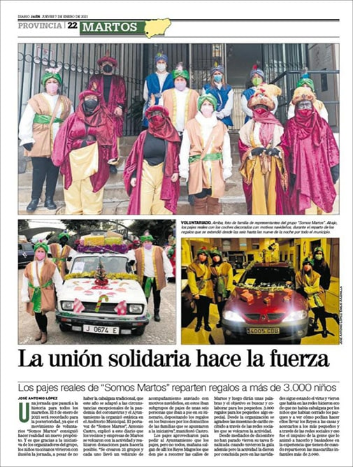Noticia diario Jaén
